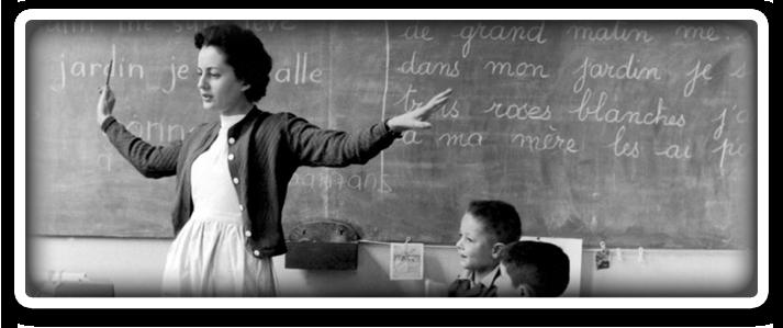 De kunst van het lesgeven